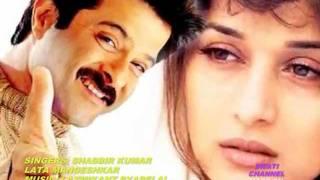 TUJHE ITNA PYAR KAREN ( Singers, Shabbir Kumar & Lata Mangeshkar )