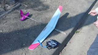 DLG Glider Atlantis-6