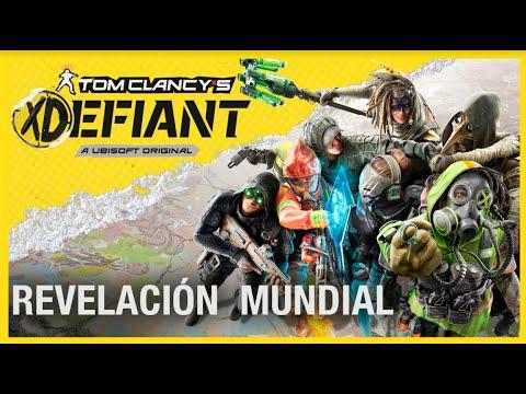 Download Tom Clancy's XDefiant - Revelación Mundial Tráiler   Ubisoft LATAM