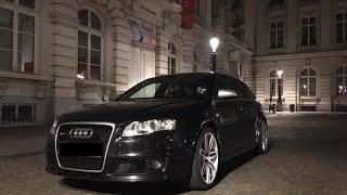 Audi Rs4 Night Ride Pure V8 Sound