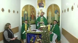 """Євангелія дня і проповідь о. Артура Стемпня SAC """" Маємо відкритись на Святого Духа..."""""""