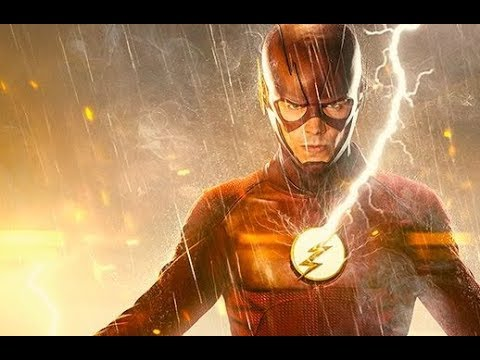 The Flash ⚡ Barry Feels Invincible ⚡ Skillet - Feel Invincible