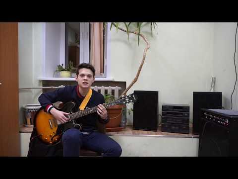 """Михаил Лазарев, """"MOON RIVER"""" / """"Лунная река"""", Генри Манчини, переложение для гитары Игорь Золотухин"""