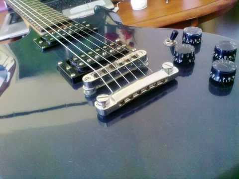 Guitar Sound Test of Ibanez GAX70 - YouTube