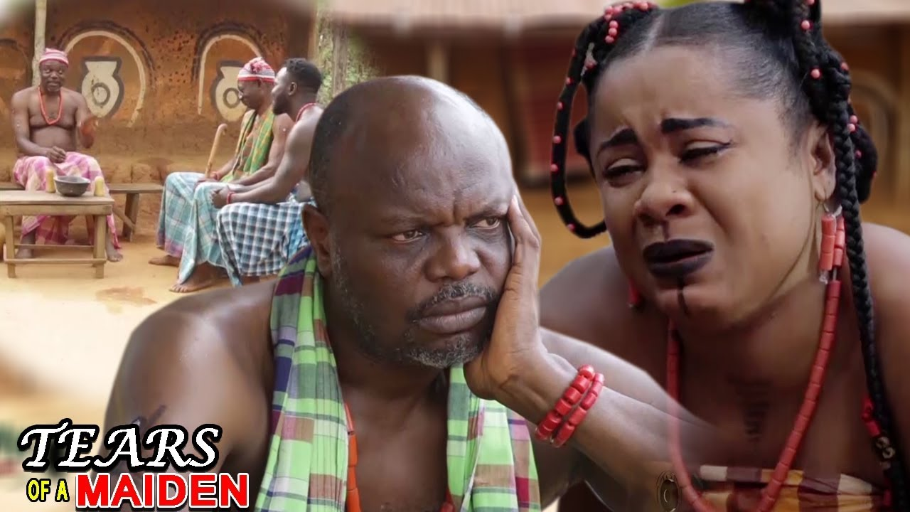 Download Tears Of A Maiden 3&4  - 2018 Latest Nigerian Nollywood Movie New Released Movie 1080i