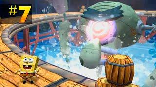 Губка боб: Секретная формула #7 Битва гигантским Сквидвардом