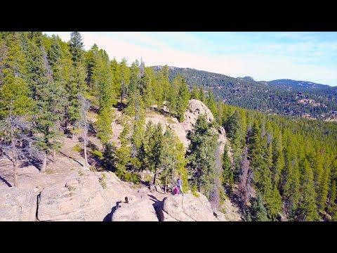HIKING IN COLORADO MOUNTAIN LION TERRITORY