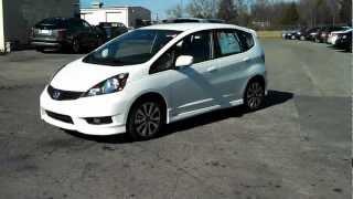 Honda Fit Sport 2013 Videos