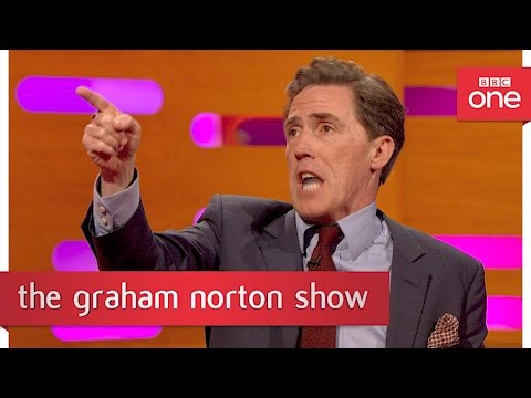 Rob Brydon reveals Mick Jagger's Michael Caine impression  The Graham Norton  2017: P