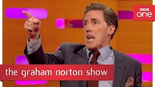 Rob Brydon reveals Mick Jagger's Michael Caine impression - The Graham Norton Show 2017: Preview