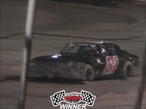 Pure Stock Main Barona Speedway 8-11-2018