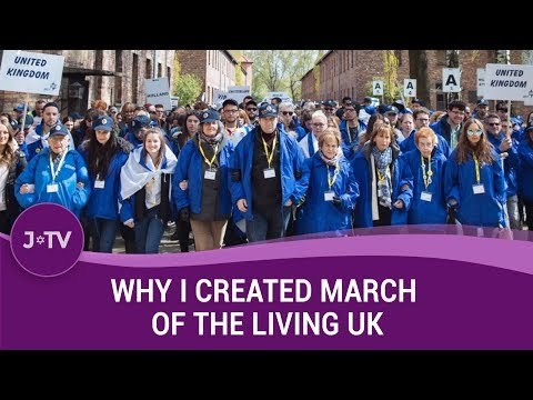 "Scott Saunders ""Why I Created March of the Living UK"""