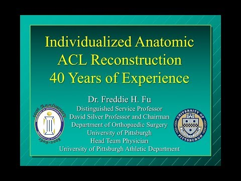 Individualized Anatomic ACL Reconstruction - 40 Years of Learning