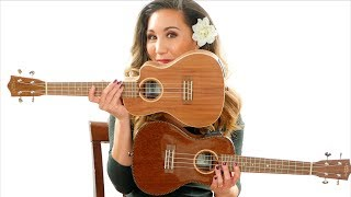 Lanikai - Double Wow? Worth the $? Double Concert Ukulele Review