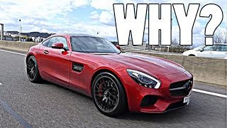 why i bought the mercedes amg gts