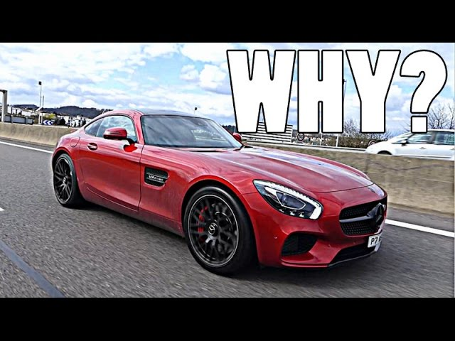WHY I BOUGHT THE MERCEDES AMG GTS?!