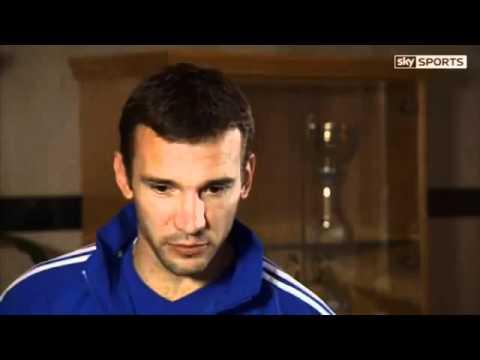 Andriy Shevchenko   Chelsea Can Beat Barcelona