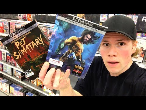 Blu-ray / Dvd Tuesday Shopping 3/26/19 : My Blu-ray Collection Series from YouTube · Duration:  58 minutes 29 seconds