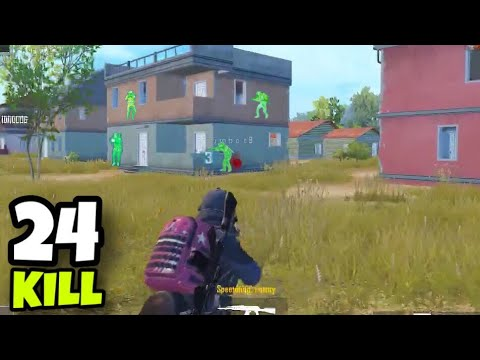 SUPER CHEATER!!! | AIMBOT + WALLHACK + SPEED HACK + FLY HACK | PUBG MOBILE