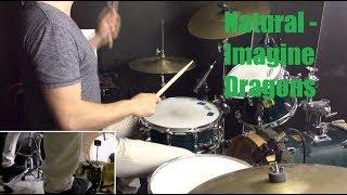 Natural Drum Tutorial - Imagine Dragons