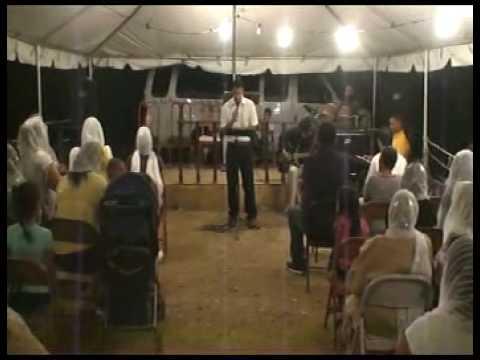 "Primera Iglesia de Dios Fajardo ""Alabanza"" ...Separado para ti"