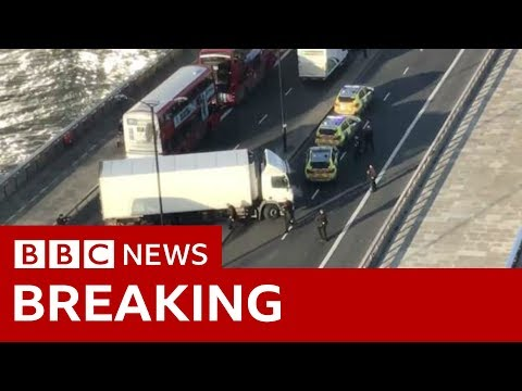 'Shots fired' at man in London Bridge - BBC News
