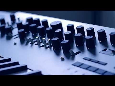Death Stranding Theme on Korg Minilogue [1 hour long repeat] (Homework Edit)