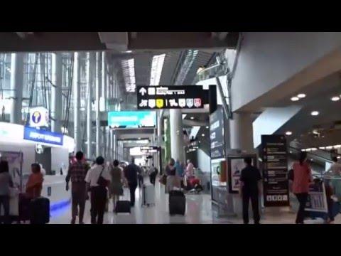 Glasgow Airport to Dubai to Bangkok with Emirates Vlog 1