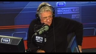 Former New York Jets coach Mike Westhoff on the NFL Draft - The Michael Kay Show