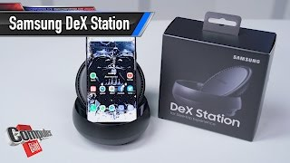 Samsung DeX Station fürs Galaxy S8 ausprobiert: Spielerei oder PC-Revolution?