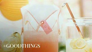 Good Things: Martha's Fresh-squeezed Lemonade - Martha Stewart