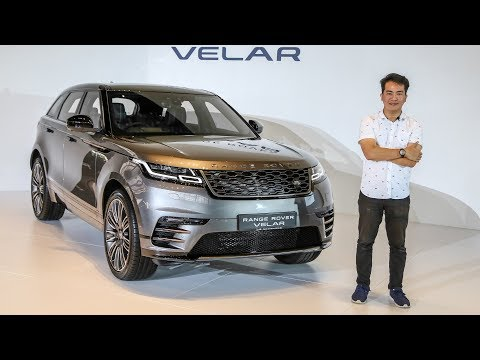 FIRST LOOK: Range Rover Velar in Malaysia - from RM530k