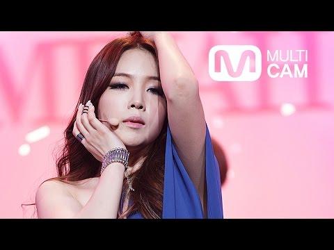 [Fancam] Minah(민아) I Am a Woman Too(나도 여자예요) @M COUNTDOWN_150319