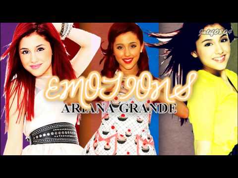 Ariana Grande - Emotions [Only/Solo Audio] (Mp3/AAC Download--Descarga) ᴴᴰ