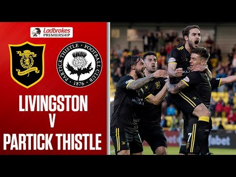 Livingston battle to first leg victory!