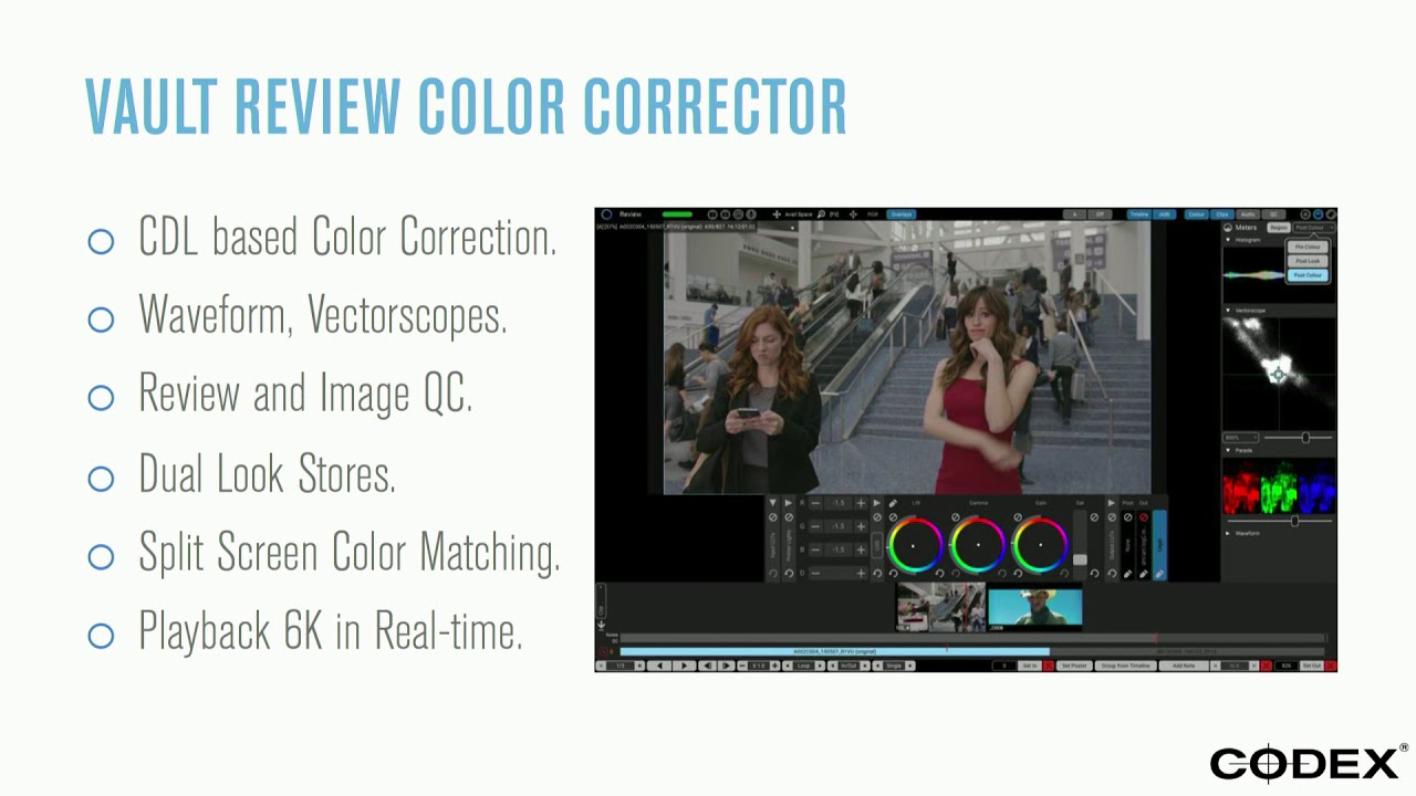 RAW WORKFLOW FROM CAMERA TO FINAL CUT PRO X WITH CODEX
