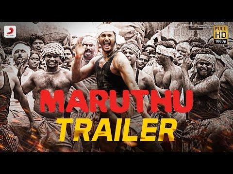 Maruthu - Official Trailer | Vishal, Sri Divya | D. Imman - May 20th