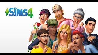 The Sims™ 4 1 серия Создание персонажа