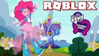 Meine kleinen Pony Equestria Mädchen Dress Up Rollenspiel | ROBLOX KID GAMING CHANNEL