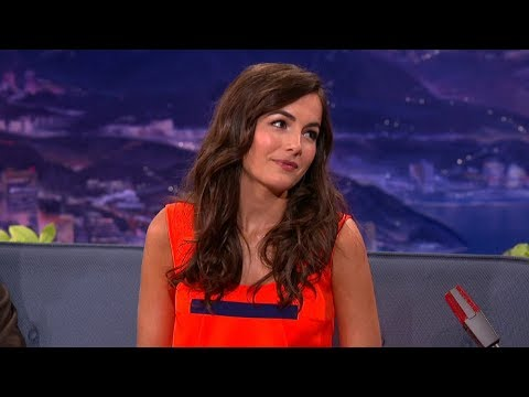 Camilla Belle  Part 02  Conan on TBS