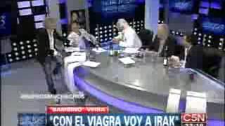 #BuenosMuchachos El bambino Veira cuenta que lo maltratan cuando no funciona en la cama