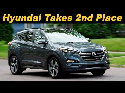 2016 / 2017 Hyundai Tucson 1.6T Sport Review and Road Test | Detailed In 4k UHD!