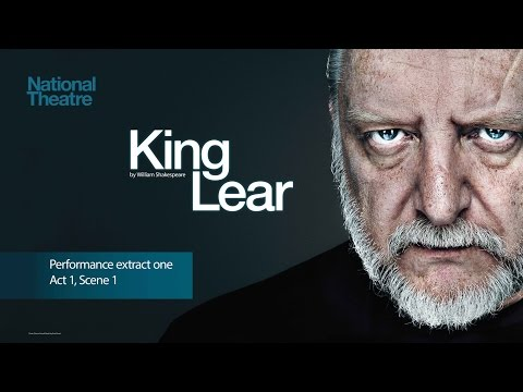 King Lear: Act 1, Scene 1