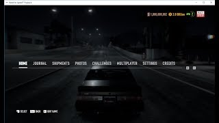 How Two Mod Need For Speed PayBack Cards & Money With Cheat Engine (PC)