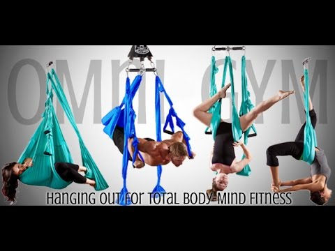 Omni Gym Swing for Back Pain - Inversion Therapy - Home Gym & Suspension Training on Forbes