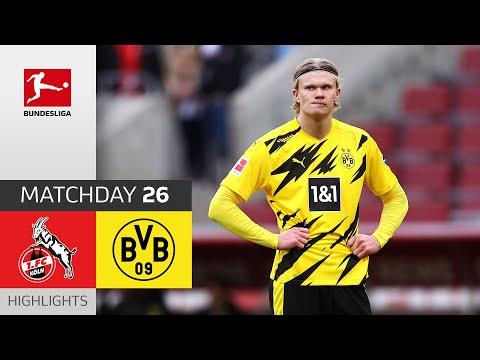 Köln Borussia Dortmund Goals And Highlights