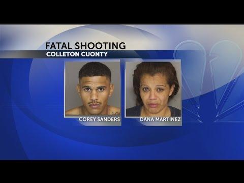 Colleton County Shooting