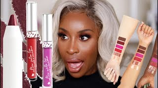 Ellarie X Colourpop It Ain't Safe It Ain't Safe! | Jackie Aina thumbnail
