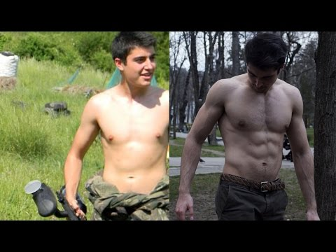From Average to Greek God - Step by Step Transformation
