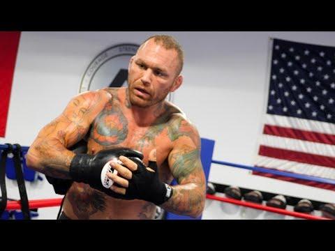 Clint August - Fighter: The Chris Leben Story - Part 1